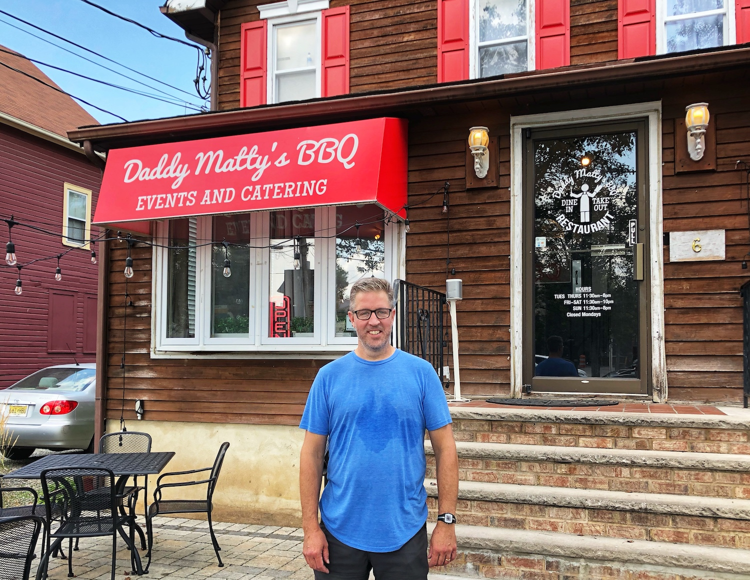 Daddy Matty S Bbq A Relatively Unknown New Jersey Bbq Joint