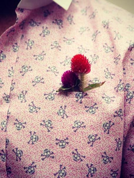 Hidden Pen Pocket -Shirts