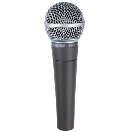 Should I Buy Shure SM58s for podcasting?