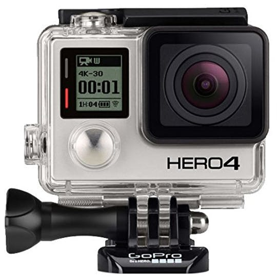 Old GoPros still get the job done