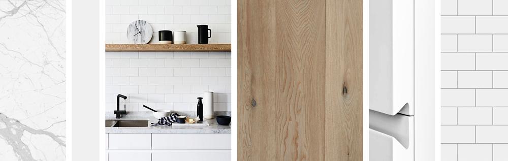 Kitchen Interior Design Concept Inspiration, Downer Residence, Canberra. LO Design Studio