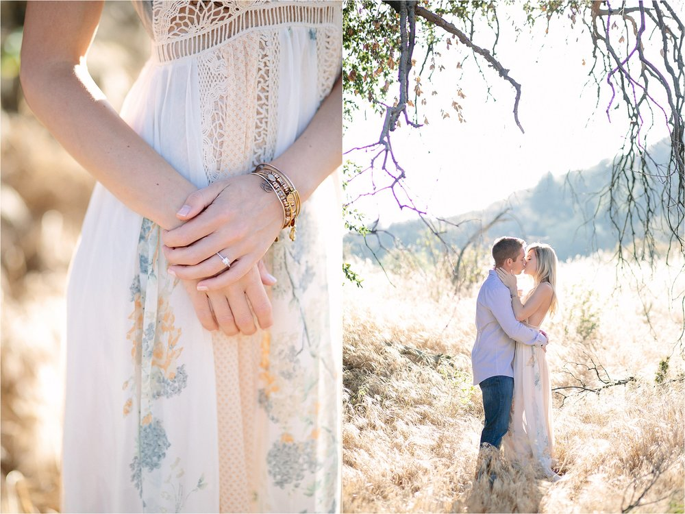 Santa Clarita Engagement Photo Shoot Location