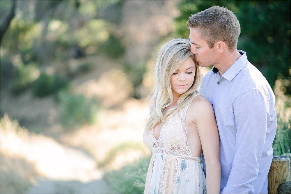 Santa Clarita Wedding Chicks Engagement Photo