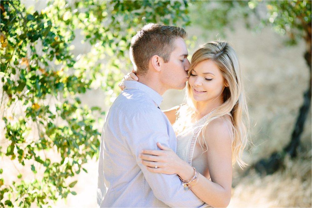 Santa Clarita Engaged Couple Photo