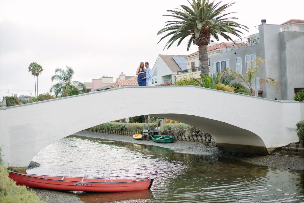 Venice Canals Bridge Photo