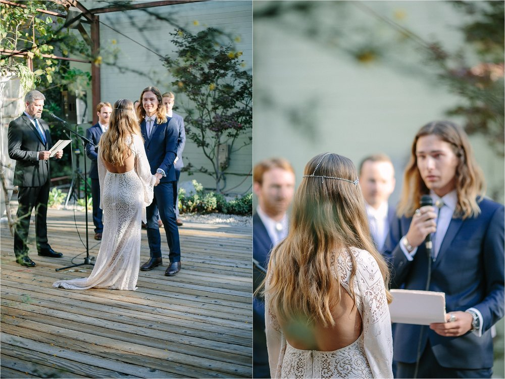 Elysian LA Wedding Ceremony Photo