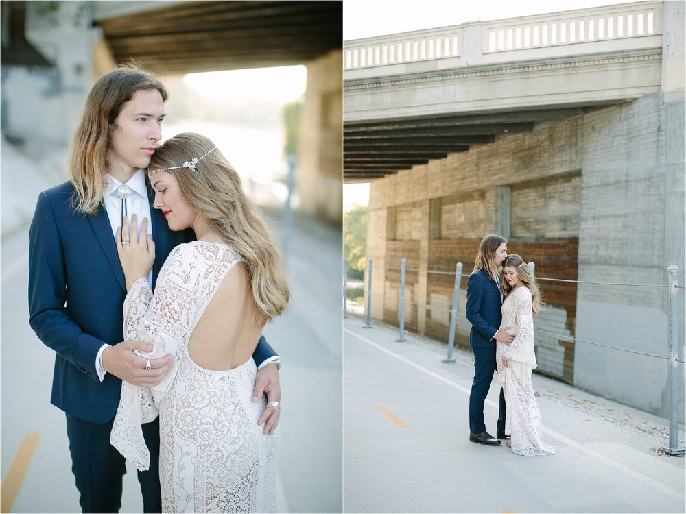 Elysian LA Bride & Groom Photos