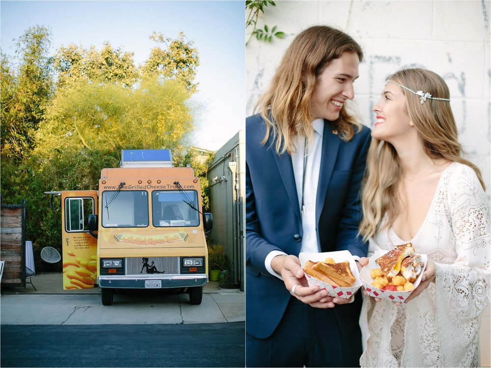 Grilled Cheese Food Truck Photo