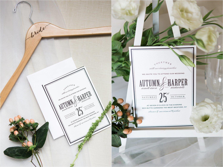Product Feature | Stylish Wedding Invitations by Basic Invite