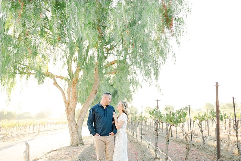 Agua Dulce Winery - Engagement Photos - Tiffany J Photography_0024.jpg
