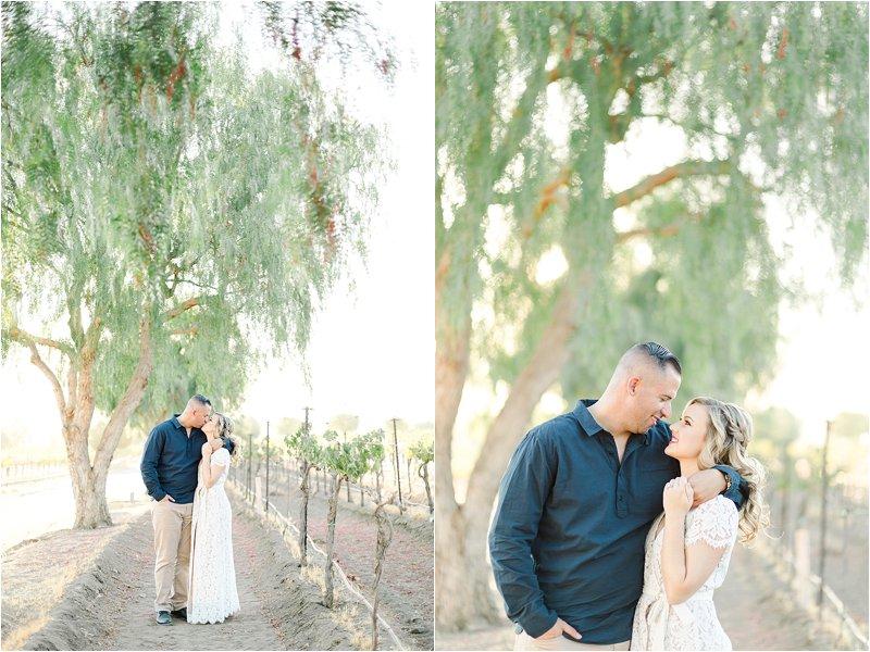 Agua Dulce Winery - Engagement Photos - Tiffany J Photography_0025.jpg