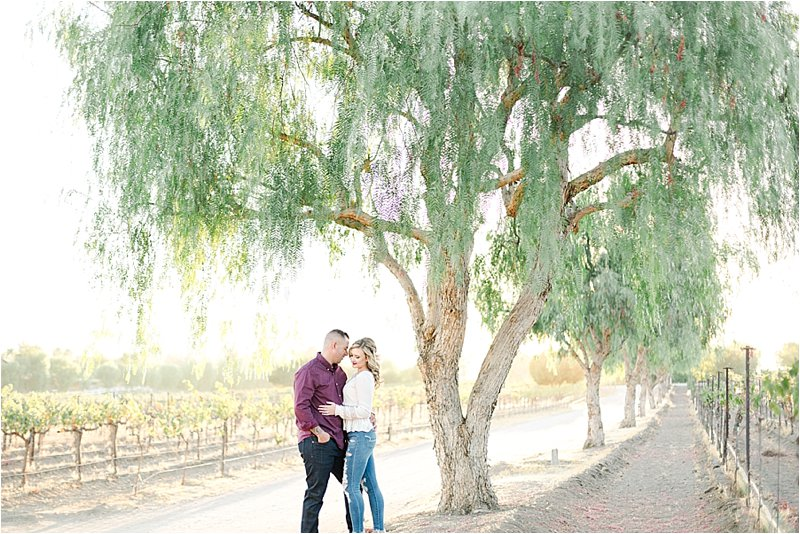Agua Dulce Winery - Engagement Photos - Tiffany J Photography_0026.jpg