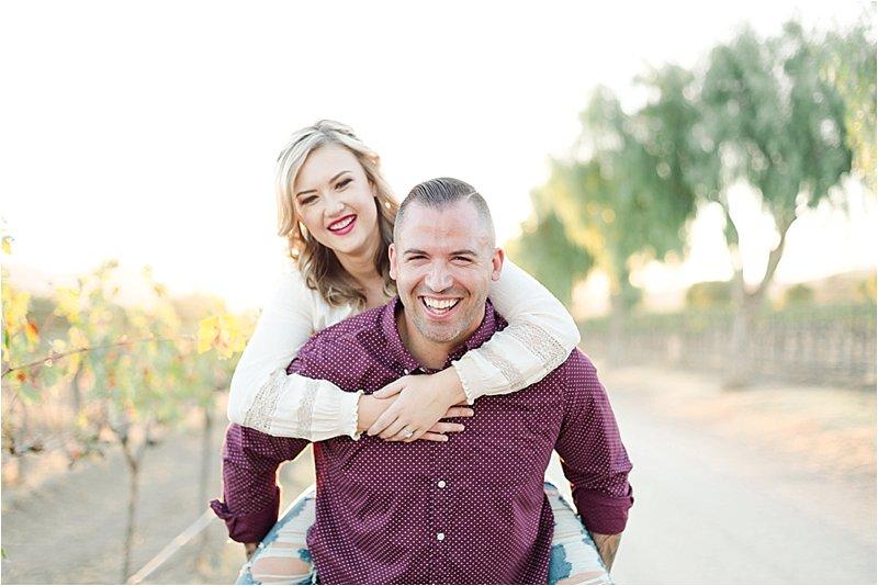 Agua Dulce Winery - Engagement Photos - Tiffany J Photography_0028.jpg