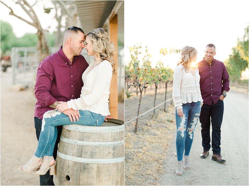 Agua Dulce Winery - Engagement Photos - Tiffany J Photography_0029.jpg