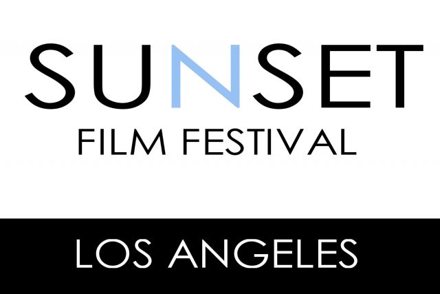 A judge at the 2015 Sunset Film Festival.