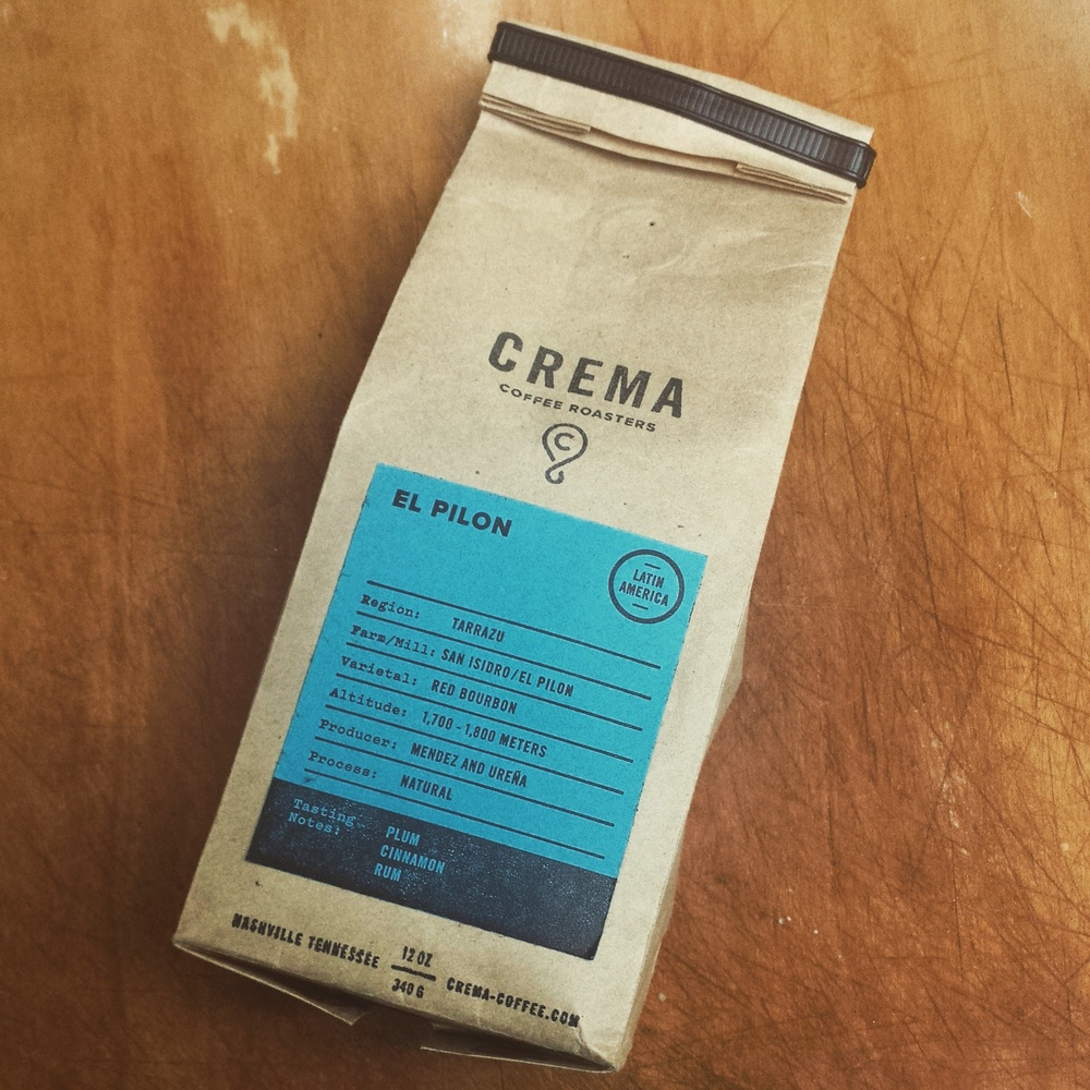 Nashville Crema Coffee