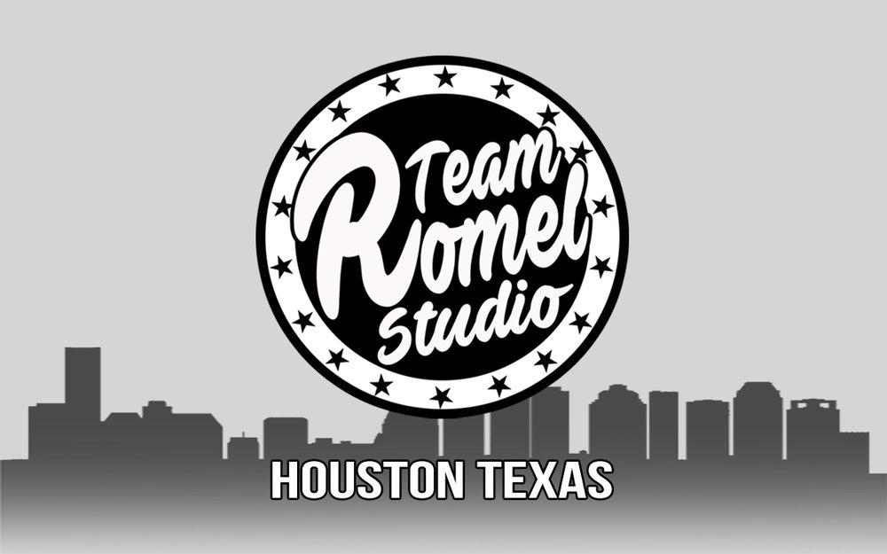 Team Romel Studio - 3622 Main St. Ste. F, Houston, TX 77002