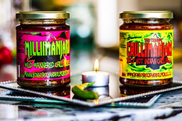 Decisions decisions Millimanjaro or Chillimanjaro?