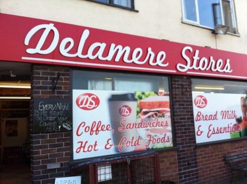 Delamere Stores Bongo's rock & Roll Pickles