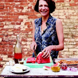 Spicy chef Thomasina Miers will be there!