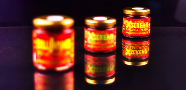 XScream - Bongo's Rock & Roll Chilli Pickles