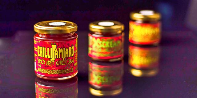 ChilliJAMjaro - Bongo's Rock & Roll Chilli Pickles