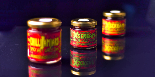 Veggie XScream - Bongo's Rock & Roll Chilli Pickles