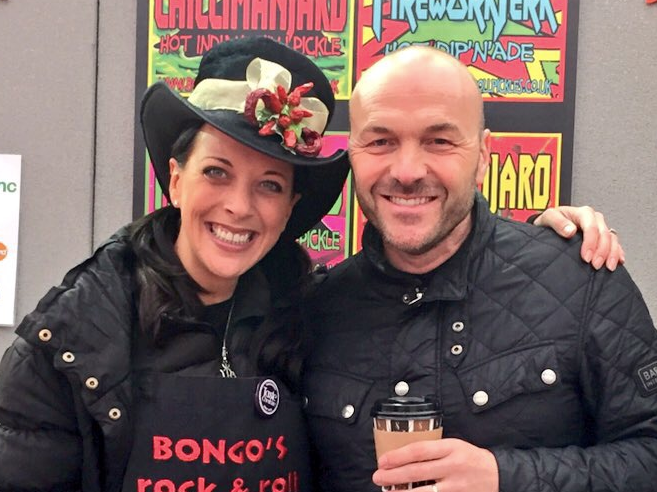 Bongo's With Simon Rimmer