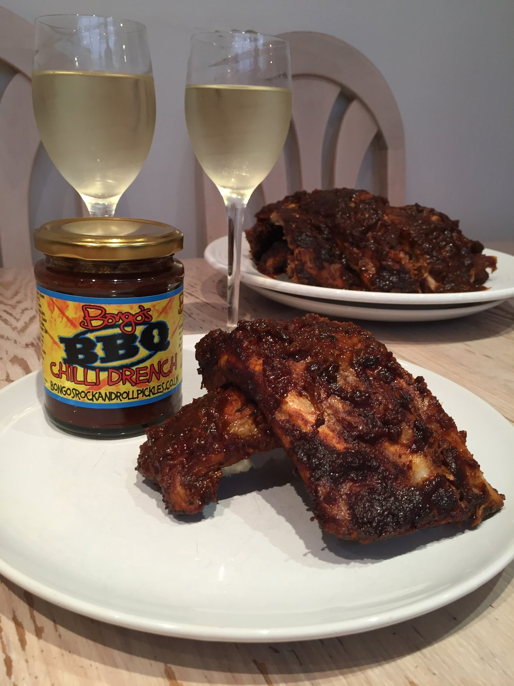 Bongo's BBQ Chilli Drench