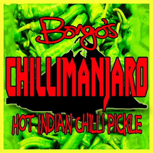 Chillimanjaro the best Indian Chilli Pickle UK