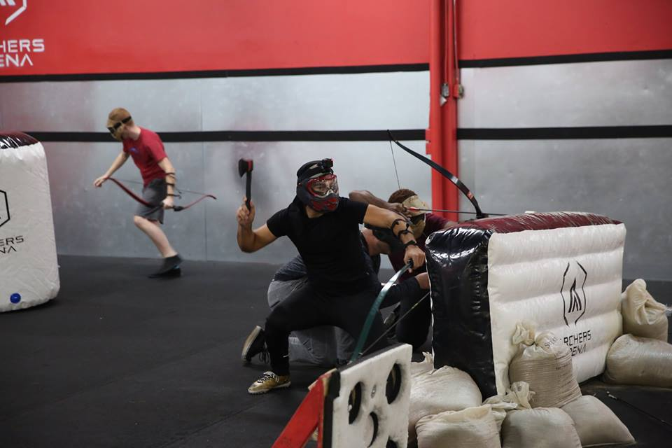 Archery Tag Toronto, Archery lessons, best archery tag.jpg