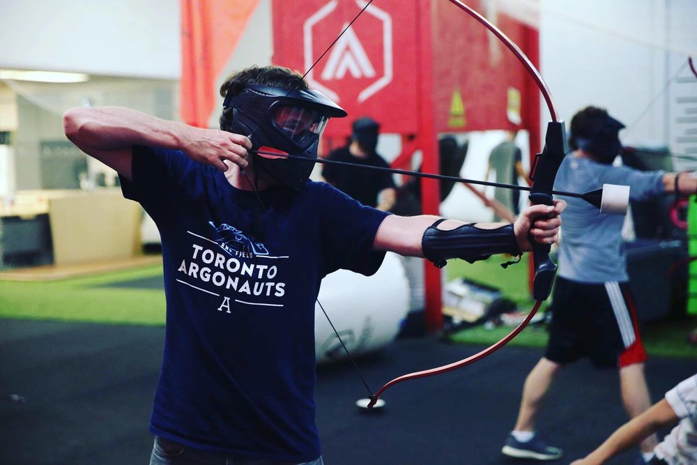 Archery Tag Toronto, Best Archery, Archery lessons, best archery tag.jpg