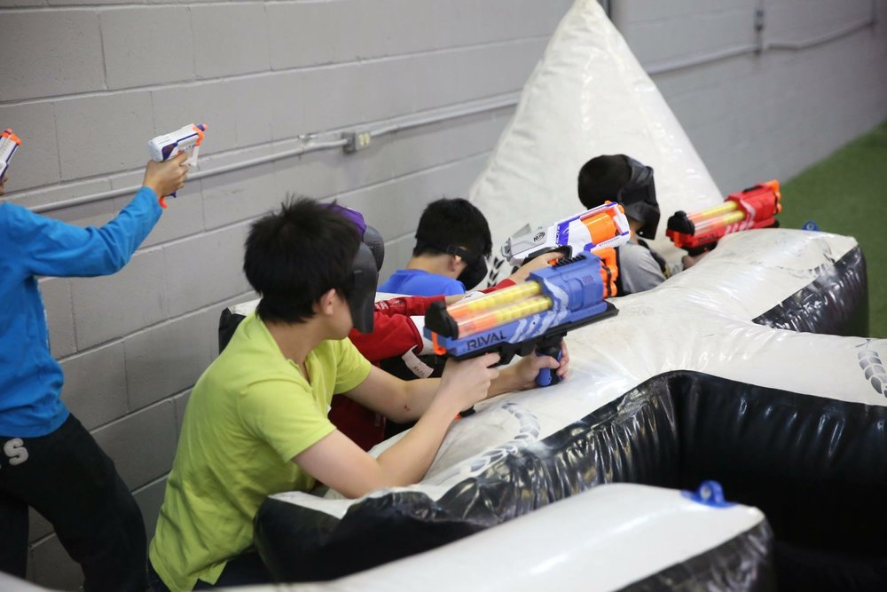Nerf War Toronto, Kids Camp