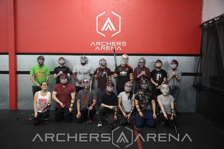 All INCLUSIVE Private Events - Archery Tag Toronto