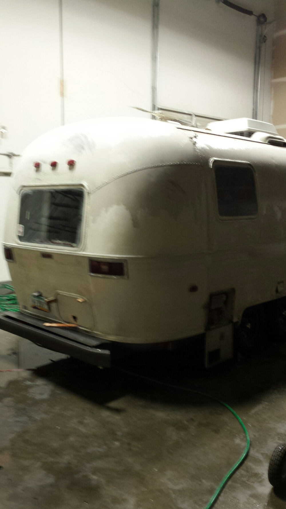 1992 Airstream Sovereign