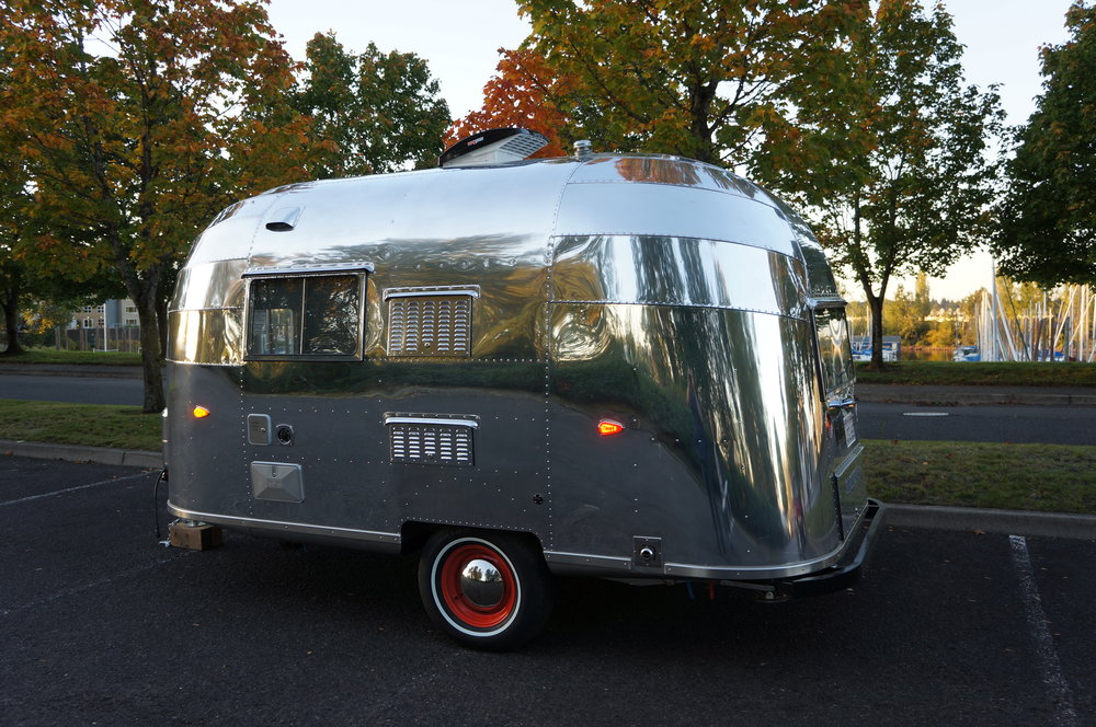 1955 Airstream Bubble