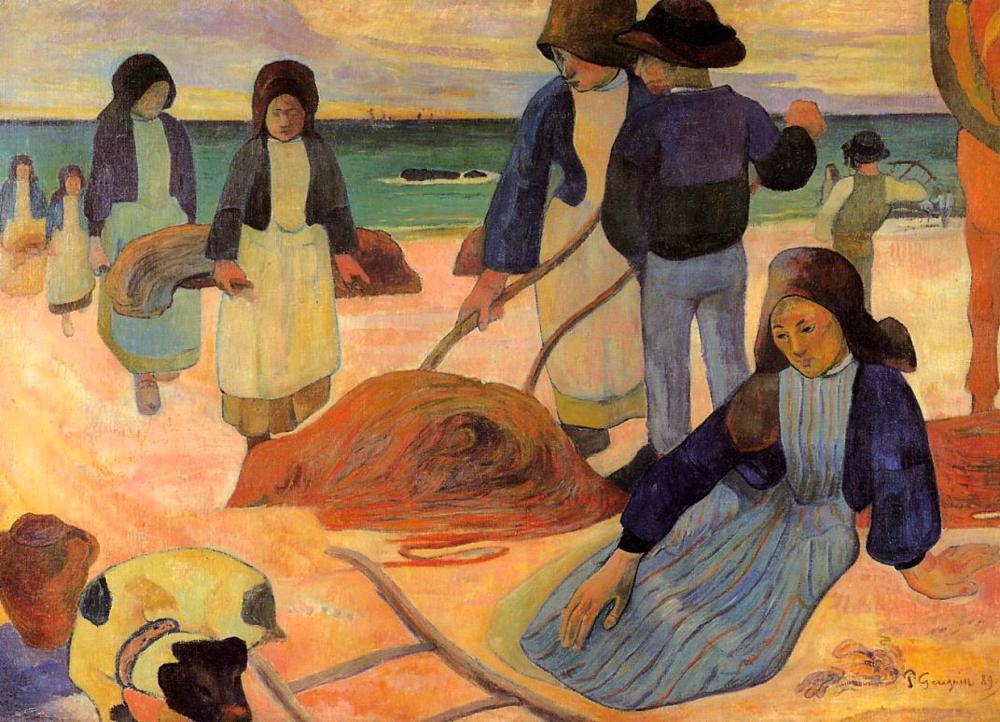 gauguin-pecheurs