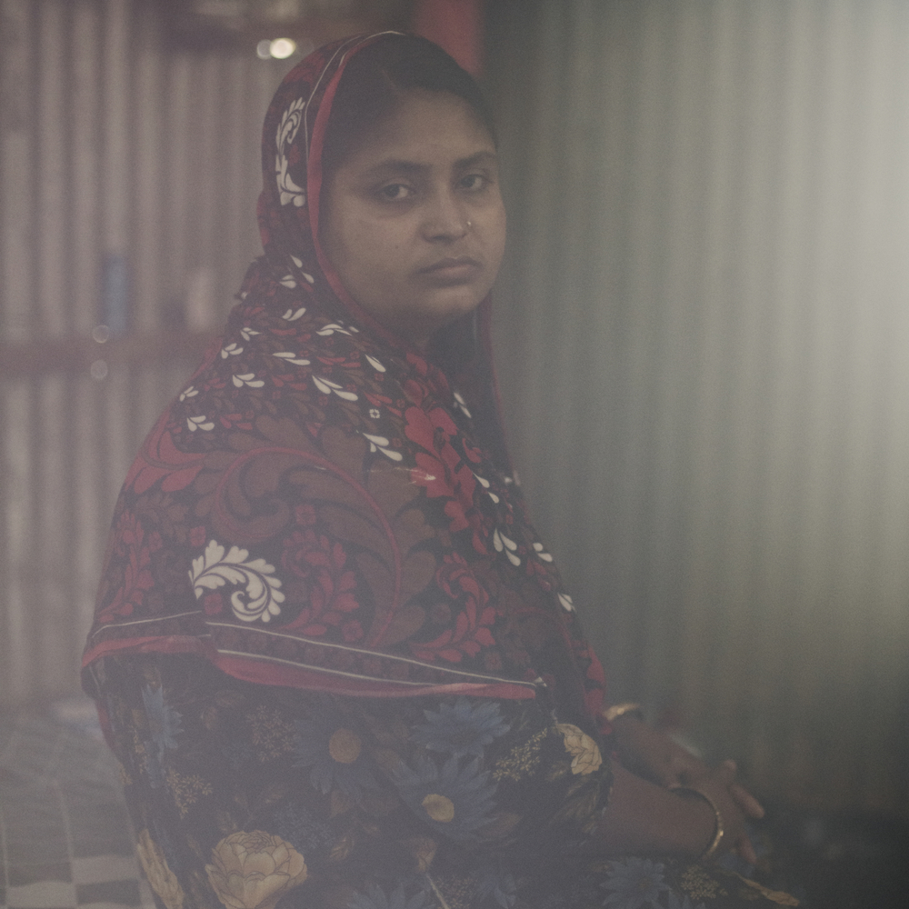 Mosammat Sharvanu, survivor of the 2013 Rana Plaza collapse, revisits the memory of the day her life changed drastically.