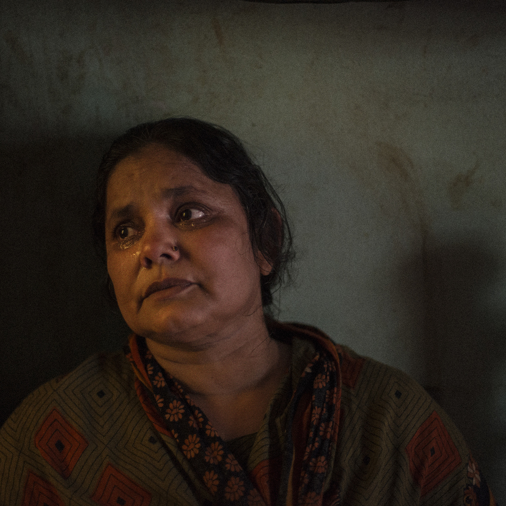 Rahela Begum is the mother of Fazle Rabbi, a worker in Rana Plaza who died during the collapse at the mere age of 13.