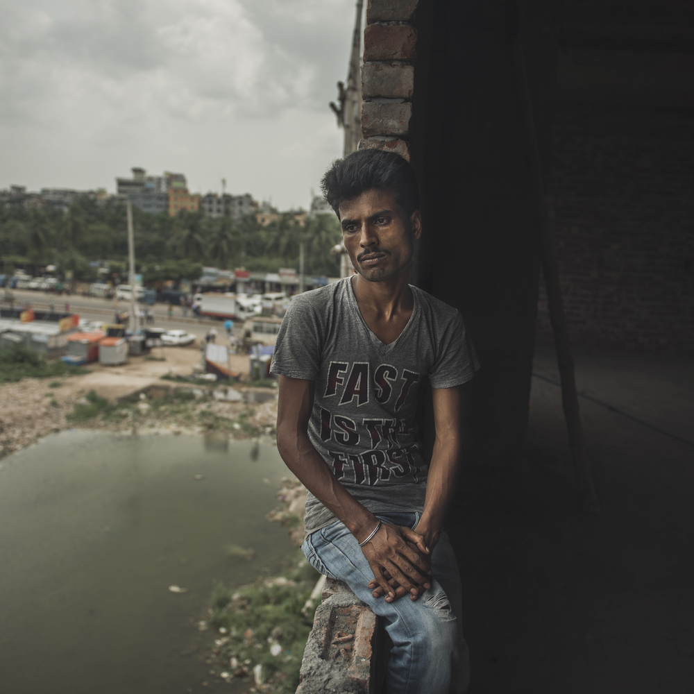 Riaz Sheikh recalls how impactful volunteering at Rana Plaza has been on his own life.