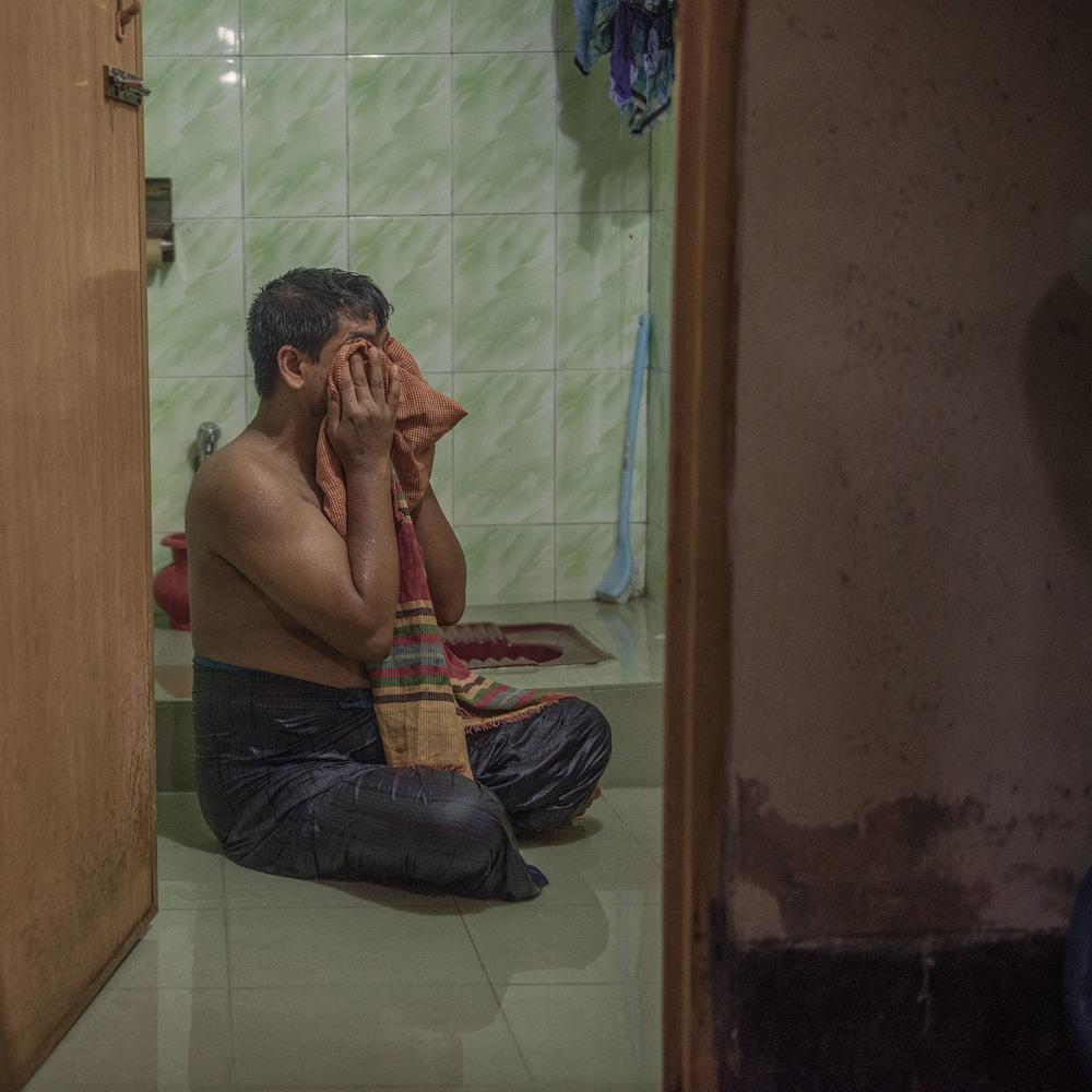 Jewel Sheikh's life got stuck after Rana Plaza incident