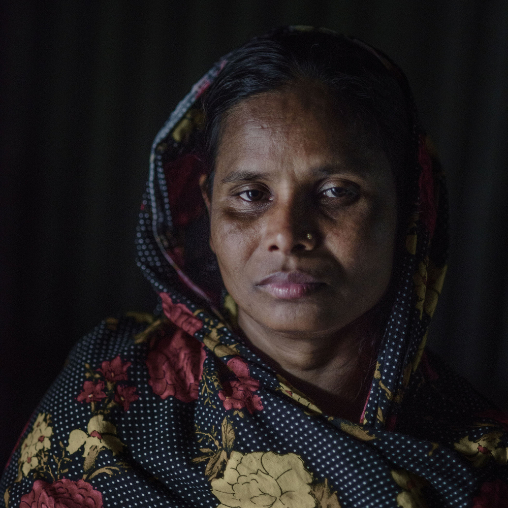 Mosammat Momota Khatun – Life in a paralyzed state