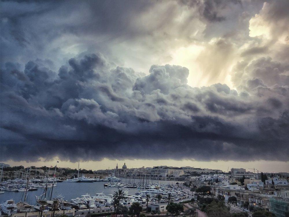 Valletta, Shot on a OnePlus 5