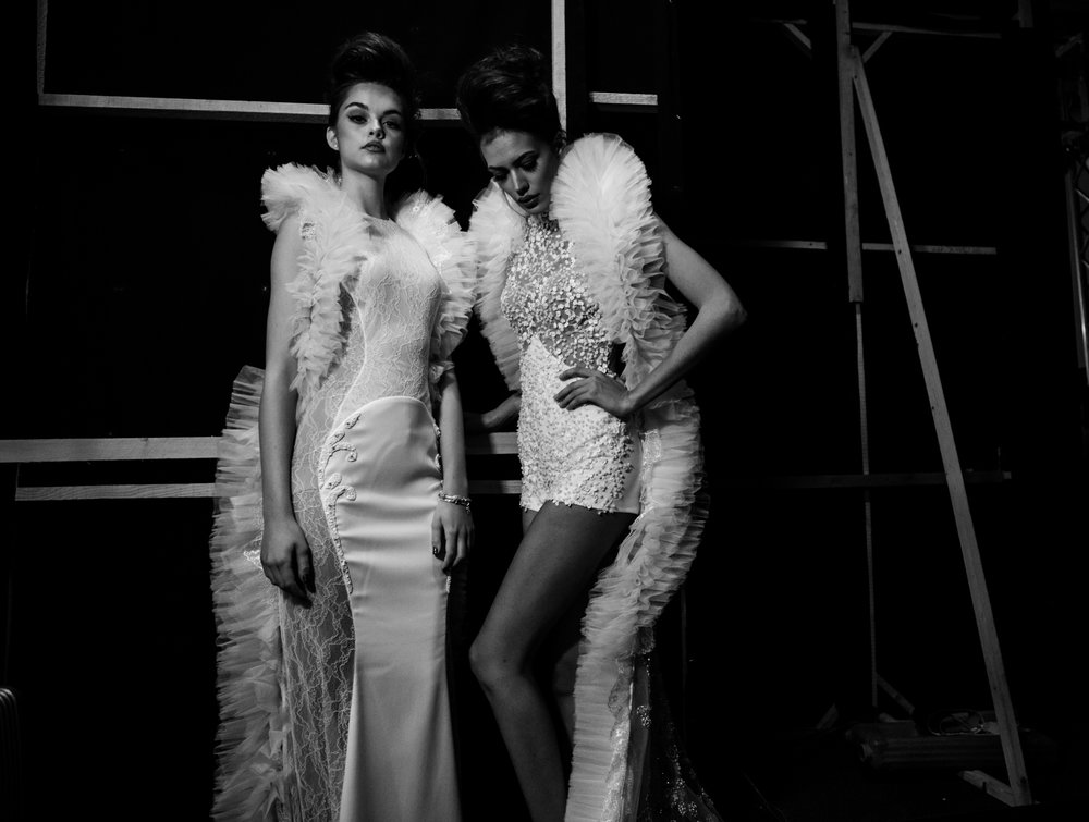 Backstage Serbia Fashion Week