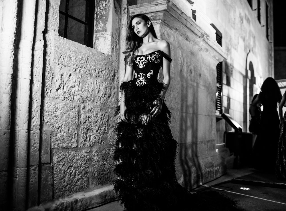 Eymeric Francois Backstage - Malta Fashion Week