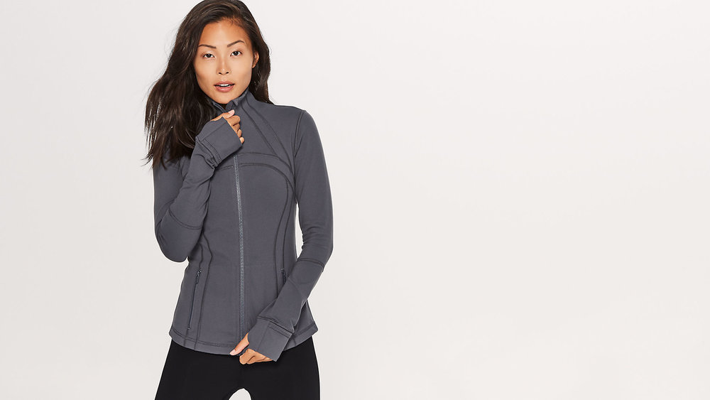 3. Full Zip - And in a different colorway!!