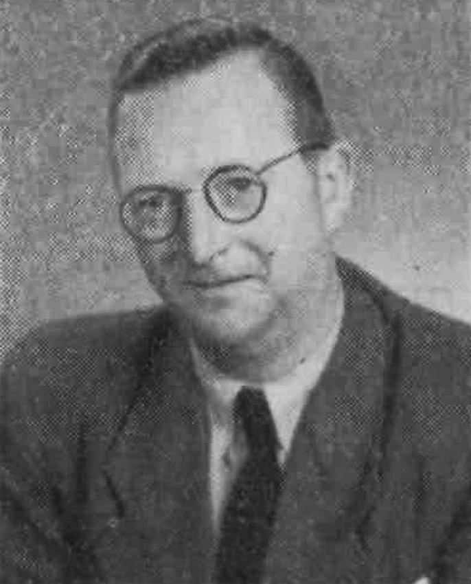 Peter Hoffmann - Aufbau des Unitas Verband nach dem Krieg 1946 und Bauleitung Unitas Haus