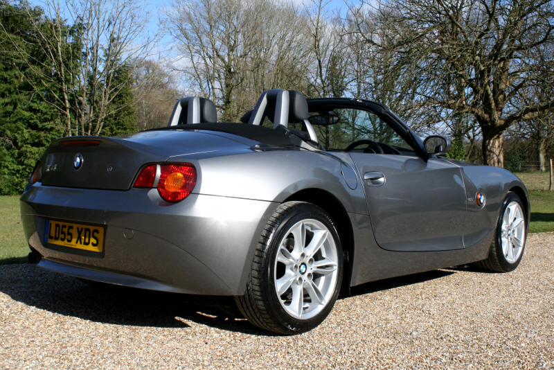 "BMW Z4 -          Hi Darren             ""It was refreshing to do business with Darren who clearly has a love for cars.  The Z4 is great, it's my first sports car but when I'm due an upgrade I will definitely be taking a look at what Sprint has to offer again.  Darren made the transaction very easy and was flexible around transferring personalized plates from the car I was trading-in to the new one.              A pleasure doing business, I hope to be back! ""             cheers             Andy Ellyard"