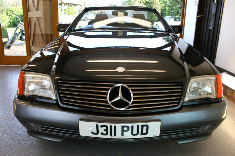 'I bought a mint classic (1992) Mercedes Benz 300SL 24 from Sprint on 02/02/2013.      On first contact with Darren I sensed that I was dealing with a highly trustworthy individual.      Very important when buying from abroad.      My trip to Sprint HQ, having been collected by Darren at Gatwick, and return journey home were all epic.      I am enjoying the roar of the engine and super performance of the roadster as I tour around South-West Ireland and further afield.      I would recommend Sprint and Darren to all, without reservation.'      Regards,       Gearoid O'Driscoll  FCPA AITI   IRELAND