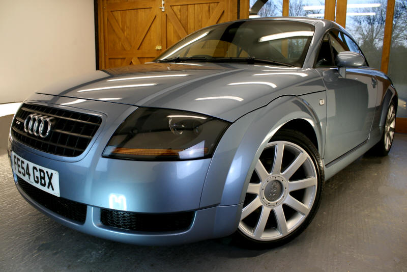 Hi Darren,              As promised a brief testimonial.              I would just like to say right from when I contacted sprint , that I found Darren very  helpful with the car I was choosing.  I had an appointment and he went through everything in detail.  I highly recommend this garage. The Audi TT is my dream car ,         I absolutely love it and when I picked the car up it looked even better!         Absolutely spot on, I am one happy guy!  thanks Darren.                Andy -  Crawley